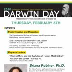 Darwin Day feat. Smithsonian Scientist and Educator, Dr. Briana Pobiner