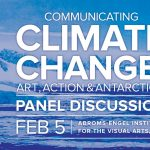 Communicating Climate Change: Art, Action, and Antarctica