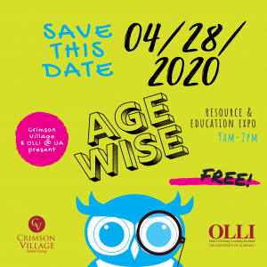 Age Wise Expo 2020