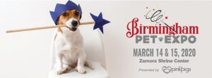 Birmingham Pet Expo // March 14 -15