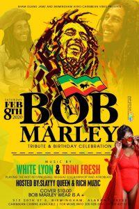 4th Annual Bob Marley Tribute & Birthday Celeb...