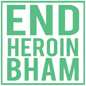 Annual End Heroin Birmingham Walk