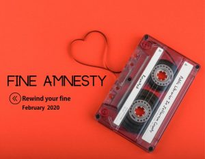 Fine Amnesty - February 2020