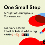 One Small Step: A Night of Courageous Conversation