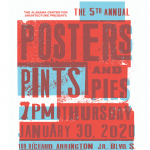 The 5th Annual Poster, Pints, and Pies