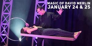 Magic of David Merlin