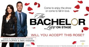 Postponed-The Bachelor Live on Stage (Touring)