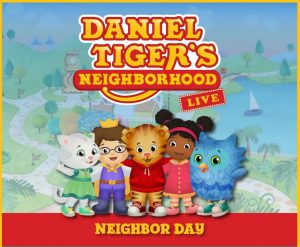 Canceled-Daniel Tiger's Neighborhood Live