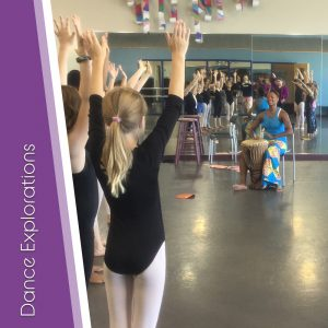 Dance Exploration full day camp for 3rd - 6th grad...