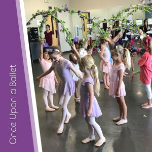 Once Upon a Ballet Half Day Camp for 1st through 3...