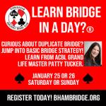 Learn Bridge In A Day?