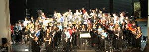 University of Montevallo High School Honor Band wo...