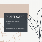 Birmingham Plant Swap