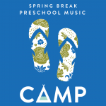 Mason Music Spring Break Preschool Music Camp
