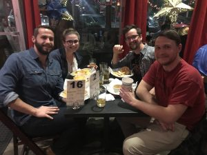 Pub Quiz (Trivia Night) at Rojo