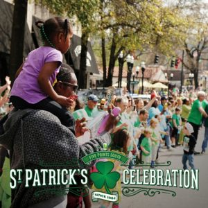 36th Annual St. Patrick's Day Parade