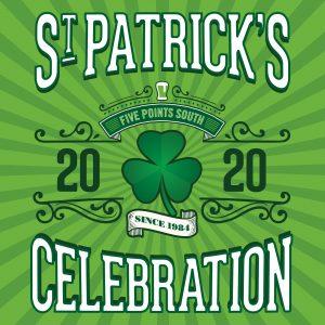 Five Points South St. Patrick's Celebration