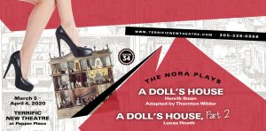 "THE NORA PLAYS - ""A Doll's House"" + ""A Doll's Hous..."