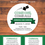 Come One, Come All! Cornhole and Carnival