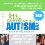 Birmingham Walk and 5K for Autism