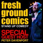 Fresh Ground Comics Stand Up Comedy
