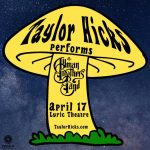Canceled Taylor Hicks performs The Allman Brothers Band