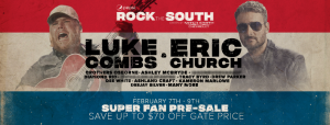 Rock the South-Canceled