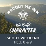 Scout Weekend at McWane