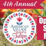 Closed-4th Annual Festival of Tulips