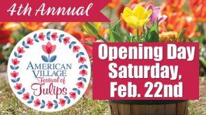 Closed-4th Annual Festival of Tulips