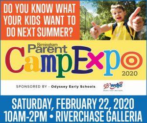 Birmingham Parent Camp Expo 2020