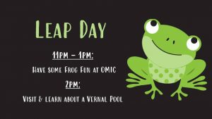 Leap Day at OMSP