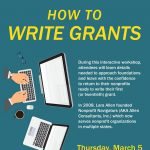 How to Write Grants