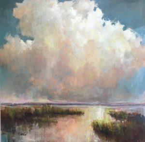 Skyscapes with Barbara Davis Part 2