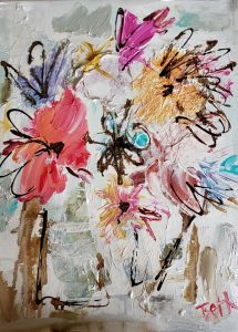 Fantastic Flowers & Abstracts with Beth Bradle...