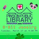 8-Bit Jewelry