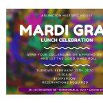 Mardi Gras Lunch Celebration
