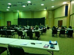 Jefferson County Jail Ministry Volunteer Training