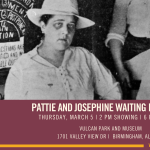 Pattie and Josephine: Waiting in Alabama debuts at Vulcan Park & Museum