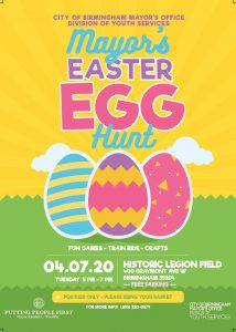 Mayor's Easter Egg Hunt