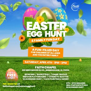 Easter Egg Hunt and Family Fun Day