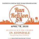 Sozo Children's 9th Annual Run for a Reason