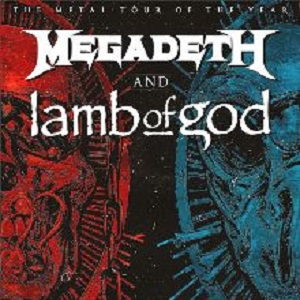 Canceled - Megadeth and Lamb of God
