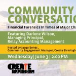 Community Conversations with Darlene Wilson