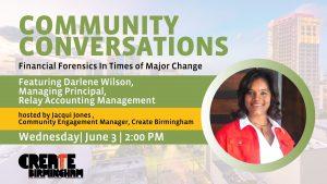 Community Conversations with Darlene Wilson