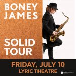 Boney James - Solid Tour
