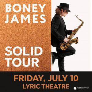 Boney James - Solid Tour