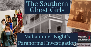 Haunted Midsummer Oxford, Alabama Tour/Paranormal ...