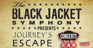 Black Jacket Symphony Concerts From the Car