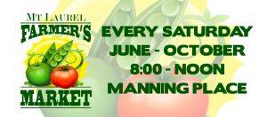 Mt. Laurel Farmer's Market & Craft Fair